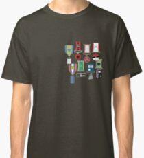 Nerdy Medalss Classic T-Shirt