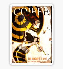 La Coiffe #02 Sticker