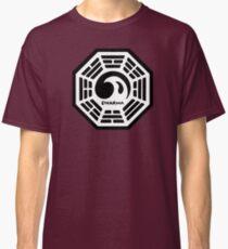 Dharma Initiative Logo (Lost TV Show) Classic T-Shirt