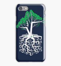Cube Root iPhone Case/Skin