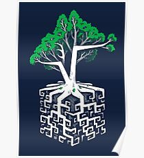 Cube Root Poster