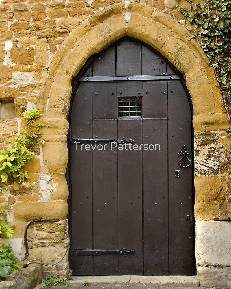 Anne's door. by Trevor Patterson