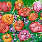 Petites Fleurs by CarolineLembke