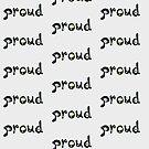 Non binary pride by Asrais