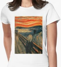 The Scream - Edvard Munch T-Shirt