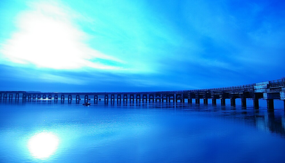 Blue Tay by Euan Christopher