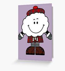 Tam McCloud Greeting Card
