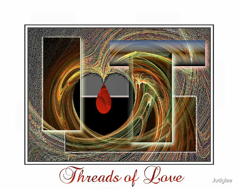 Threads of Love by Judylee