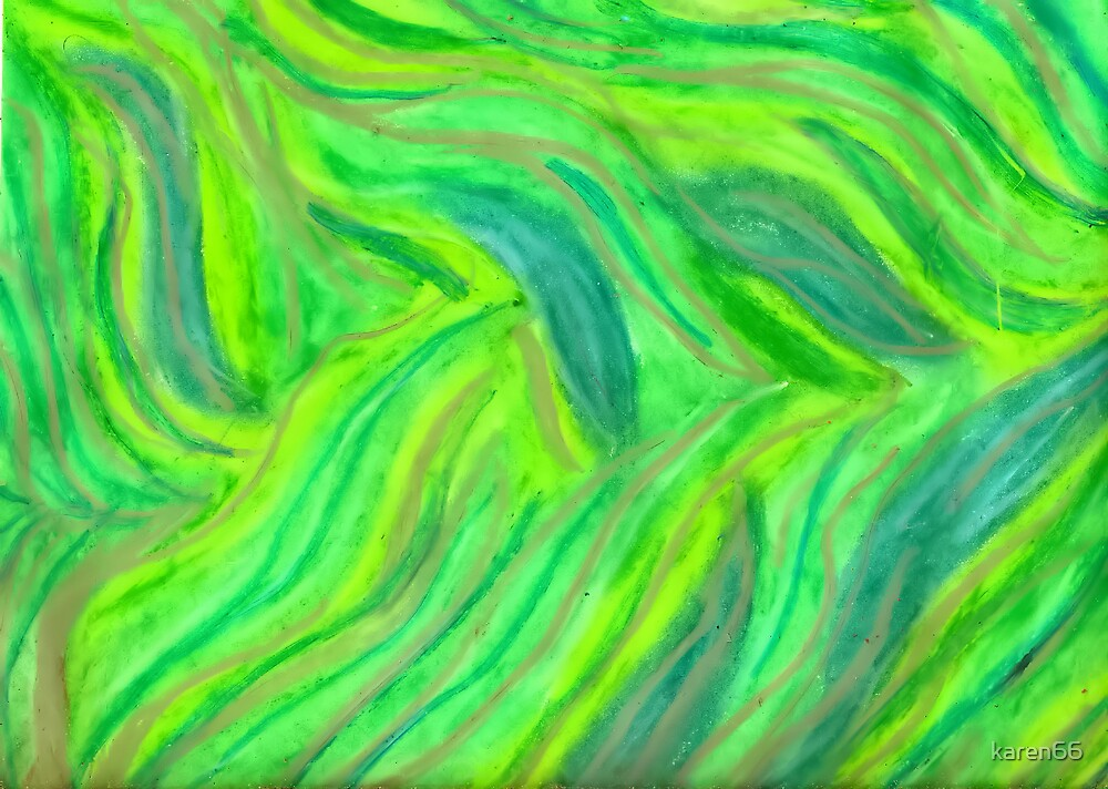 Dreaming In Green by karen66