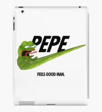 Nike Pepe FEELS GOOD MAN iPad Case/Skin