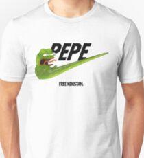 Nike Pepe FREE KEKISTAN #KEKFUGEESWELCOME T-Shirt