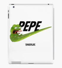 Nike Pepe - SHADILAY p.e.p.e iPad Case/Skin