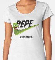 Nike Pepe - REEEEEEEEEEEEEEEEEEEEE Women's Premium T-Shirt