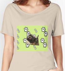 Furry Licks Women's Relaxed Fit T-Shirt