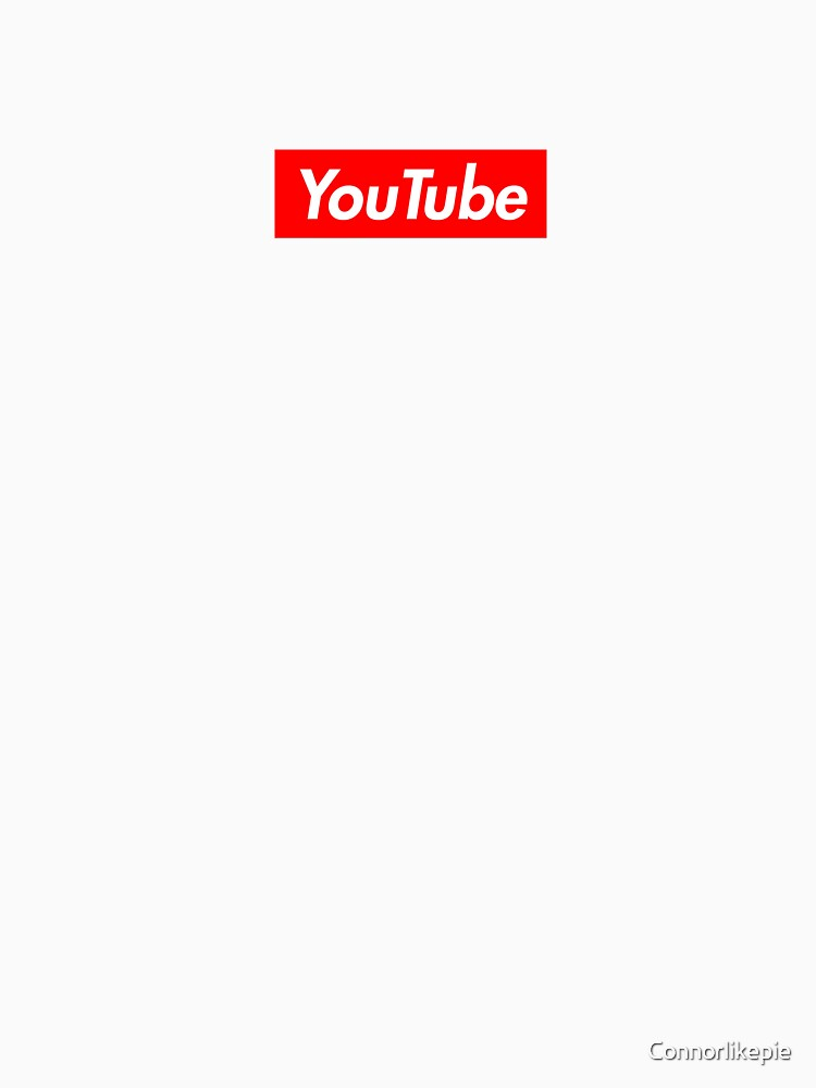 Supreme - YouTube - Brand by Connorlikepie