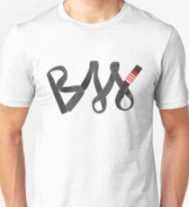 BJJ Brazilian Jiu-jitsu by Black belt Unisex T-Shirt