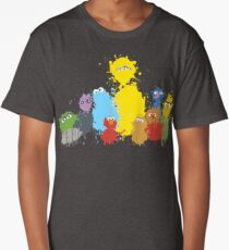 Sesame Splash Long T-Shirt