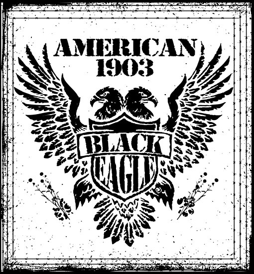 American 1903 Black Eagle by traumfaenger