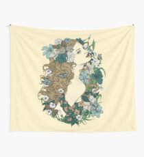 Scent Of Spring Wall Tapestry