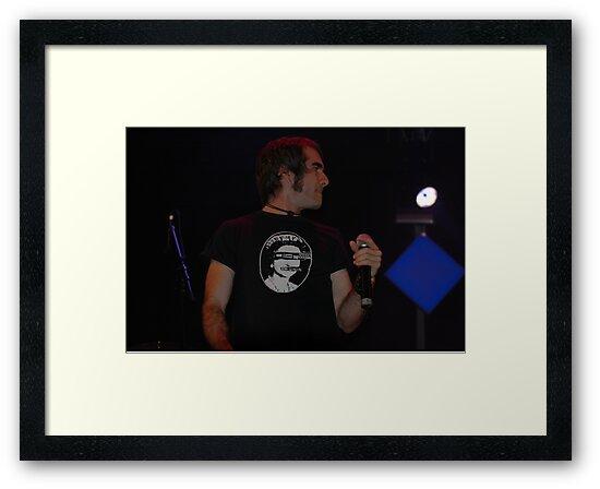 God Save The Queen - Jack Jones, Australia 2008 by muz2142