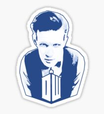 Get it Tee Of Character Dr. Who T-Shirt Sticker