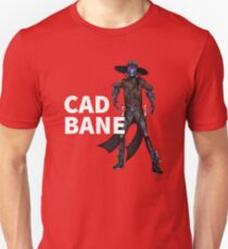 Cad Bane - Bounty Hunter Unisex T-Shirt
