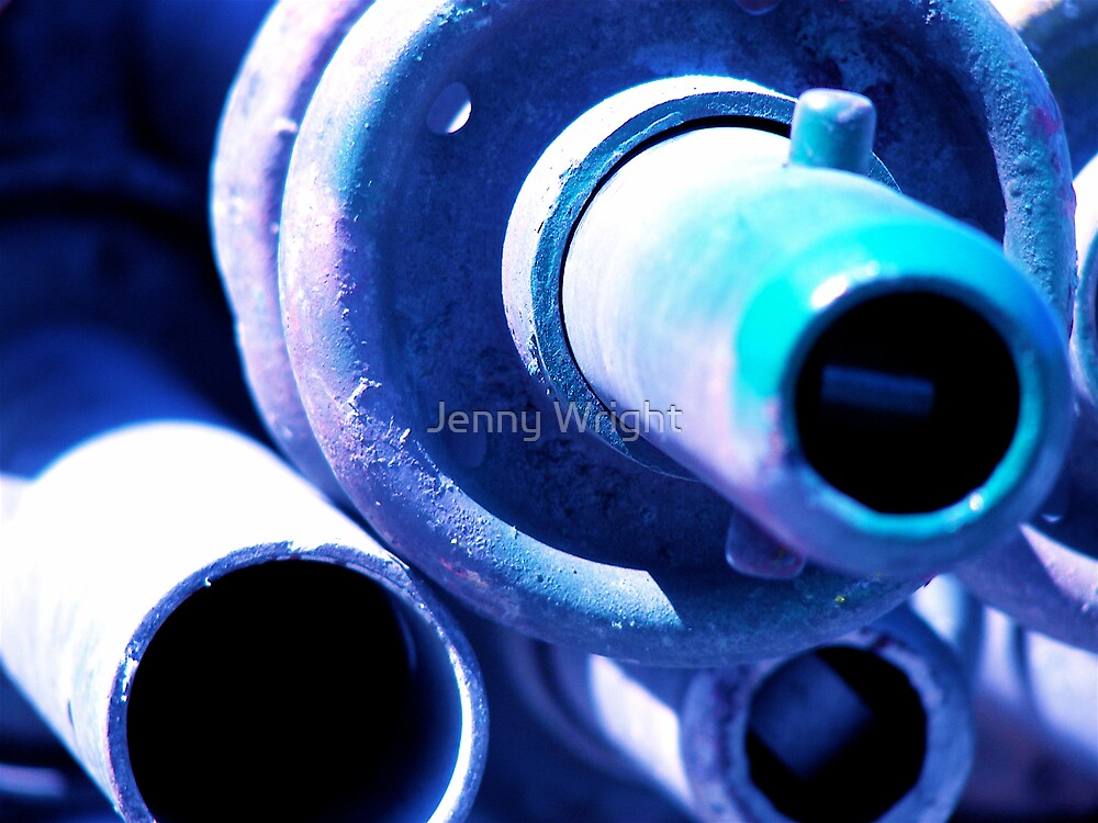 Pipes by Jenny Wright