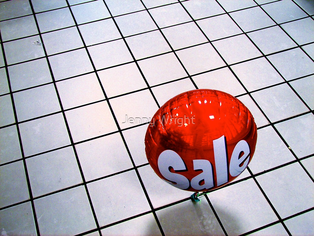 Sale! by Jenny Wright