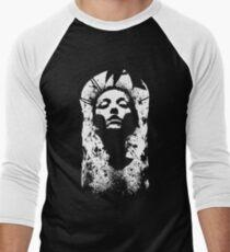 Converge Jane Doe Men's Baseball ¾ T-Shirt