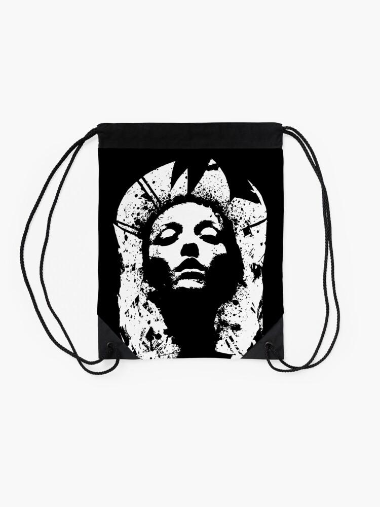 Alternate view of Converge Jane Doe Drawstring Bag