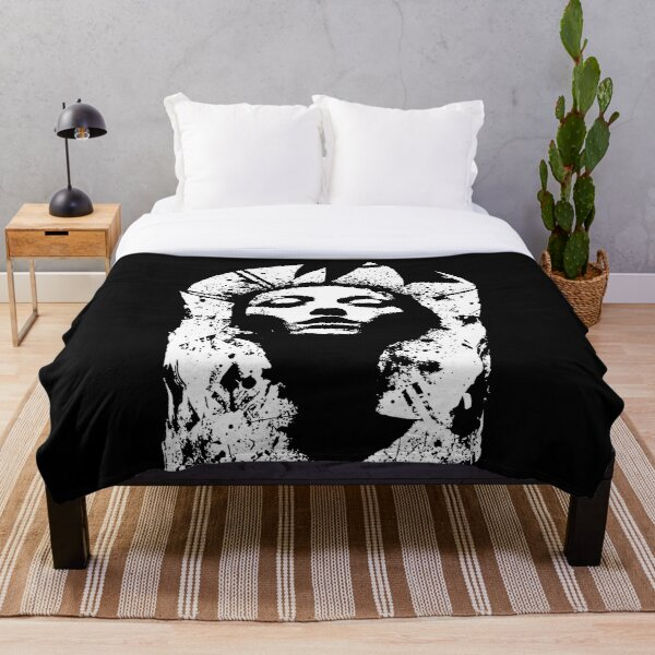 Converge Jane Doe Throw Blanket