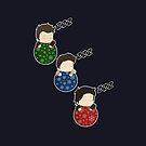 Team sleepy baubles by Asrais