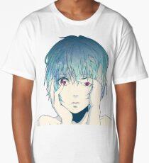 Rei Ayanami Neon Genesis Evangelion Long T-Shirt