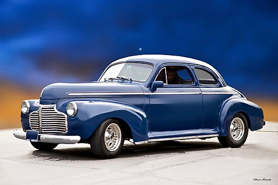1941 Chevrolet Business Coupe I by DaveKoontz