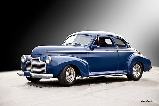 1941 Chevrolet Business Coupe II by DaveKoontz