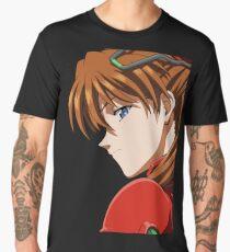 Asuka Langley Neon Genesis Evangelion Men's Premium T-Shirt
