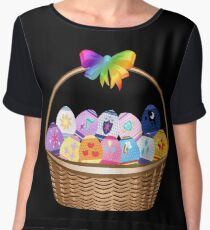 My little Pony - Cutie Mark Easter Special Chiffon Top