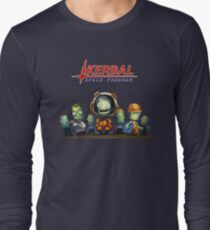 Kerbal Space Program KSP Team Long Sleeve T-Shirt
