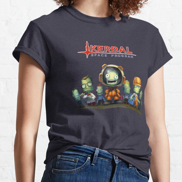 Kerbal Space Program KSP Team Classic T-Shirt