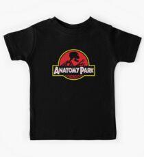 Anatomy Park - movie poster shirt Kids Tee