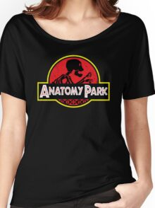 Anatomy Park - movie poster shirt Women's Relaxed Fit T-Shirt