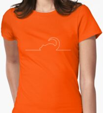 Arctic Slowpokes Womens Fitted T-Shirt