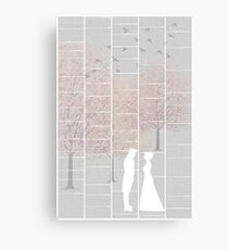 Pride and Prejudice  Canvas Print