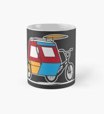 Padyak Philippines Tricycle Mug