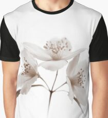 Jasmine blossoms Graphic T-Shirt
