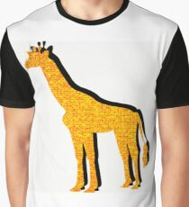 Towering Heights Graphic T-Shirt