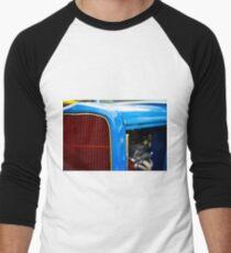 The Blues Men's Baseball ¾ T-Shirt