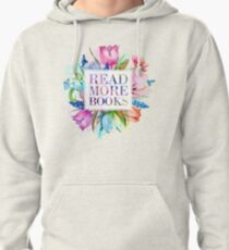 Read More Books Pastel Pullover Hoodie