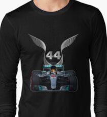 Lewis Hamilton and W08 F1 2017 car T-Shirt
