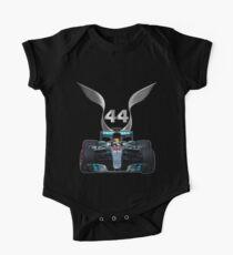 Lewis Hamilton and W08 F1 2017 car Kids Clothes